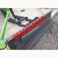 Приобрети новую отвал лопату для уборки снега под МТЗ и подари себе чистые дороги зимой