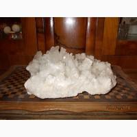 Друза природных кристаллов