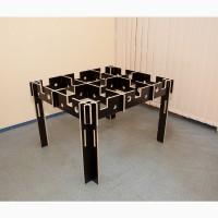 Универсальный ячеистый стол для раскроя гипсокартона, ДСП, ремонта, Харьков