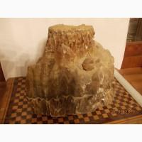 Сросток природных кристаллов