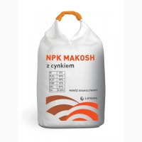 NPK MAKOSH z cynkiem (НПК Макош з цинком) Luvena - 500 кг