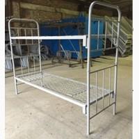 Кровать металлическая двухъярусная 190*80
