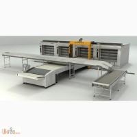Автоматична подова хлібопекарська лінія OT270, 6-ярусна - потрійна