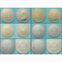 Монеты Румынии продам, цена за весь список