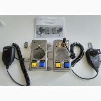 Автомобильное переговорное устройство «CПД-АВТО-2Т» (кабина - кунг)