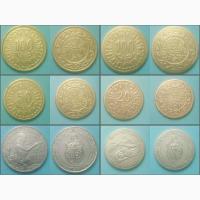 Монеты Туниса миллимы, динары, продам, цена за весь список