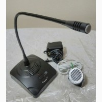Переговорное устройство клиент-кассир СММ17 (intercom for cash desks)