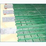 Продам пластиковые щелевые полы, полы из пластика
