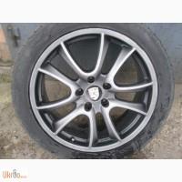 Porsche Cayenne Audi Q7 Volkswagen Touareg шины диски б/у с Европы в наличии