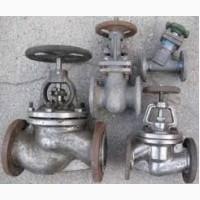 Трубопроводная арматура, детали трубопроводов: задвижка, кран, клапан, вентиль т.д