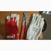 Эксклюзивные кожаные перчатки для сада, огорода