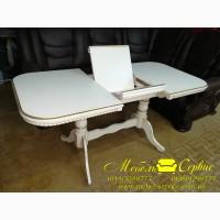 Кухонный стол из дерева от производителя Мебель-Сервис