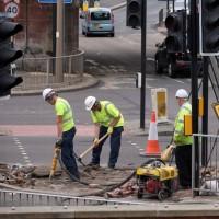 Работа для мужчин в дорожными рабочими в Литве