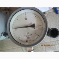 Мановакуумметр МВП-100/1КсС ( -1- 5 кгс/см2)