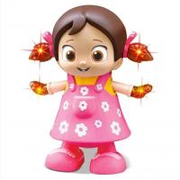 Танцующая музыкальная девочка-робот YJ-3013 Код-3013