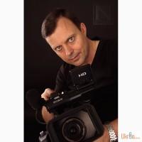 Профессиональный видеооператор в Харькове. Многокамерная видеосъёмка в 4К и FullHD