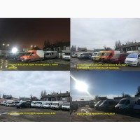 СТО для микроавтобусов Мерседес, Рено и Фольксваген в Одессе