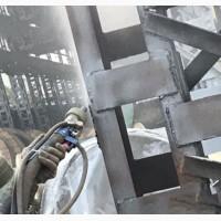 Пескоструйные работы на промышленных объектах Сумы Киев Харьков Днепропетровск Чернигов