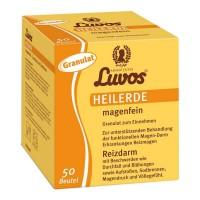 Luvos Heilerde magenfein у гранулах