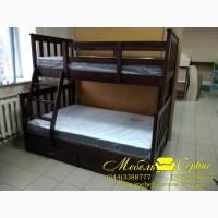 Трехместная кровать Олигарх от производителя Мебель-Сервис