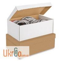 Коробка для обуви 325х210х115 белая
