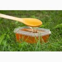 Мед бджолиний соняшниковий
