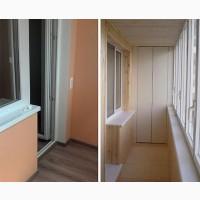 Внутренняя обшивка балкона и лоджии – Комфорт Балкон