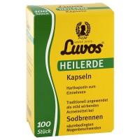 Luvos земля лікувальна в капсулах 100 шт