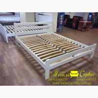 Двуспальная кровать Премьера от производителя Мебель-Сервис