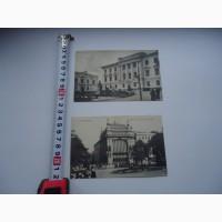 Антикварные открытки. Города
