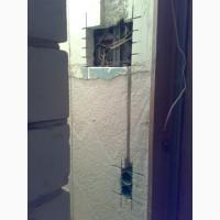 Алмазное штробление стен.Резка подрозетников, ниши под автоматы Харьков