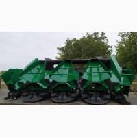 John Deere Джон Дир Жатка 4 четырех рядная кукурузная КМС 4