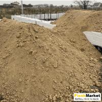 Купити пісок щебінь відсів ціна з доставкою Луцьк