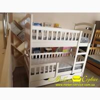 Двухъярусная кровать Рута от производителя Мебель-Сервис