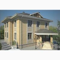 Проект двухэтажного дома заказать, проект двуэтажного дома готовый купить, проект коттеджа