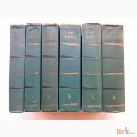 Собрание сочинений Куприна А.И. в 6 томах (1957 г.)