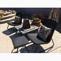 Садовая мебель Rio Patio Set искусственный ротанг Alliber, Keter