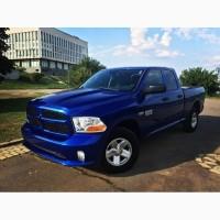 Dodge RAM 1500, 2014, 53 тыс. км