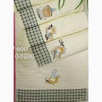 Кухонные вафельные полотенца. 40*60