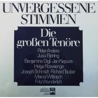 Classical Various – Unvergessene Stimmen (Die Grossen Tenöre)