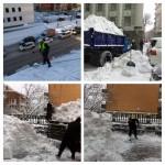 Чистка от снега Киев