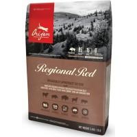 Корм Orijen Regional Red Dog для собак всех стадий жизни