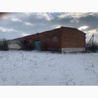 Продам комплекс приміщень для фермерського господарства