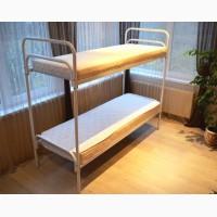 Ліжка металеві. Ліжка двоярусні. Металеве ліжко
