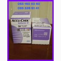 Качественные тест-полоски Accu-Chek Inform II (Акку-Чек Информ 2). Заказать тест-полоски