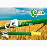 Шнековый зерновой транспортер - Деллиф