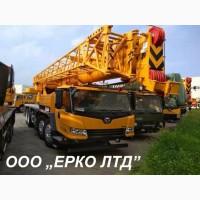 Аренда автокрана Сумы 40 тонн Либхер – услуги крана 10, 16т, 25 т, 200 тн, 300 тонн