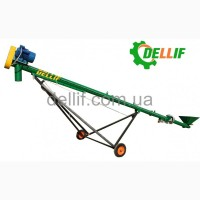 Погрузчик зерновой шнековый - Деллиф (6 м)