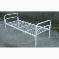 Двоярусне ліжко металеве, одноярусні ліжка
