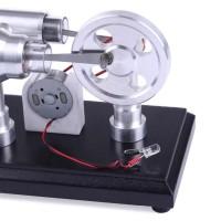 Двигатель Stirling c генератором